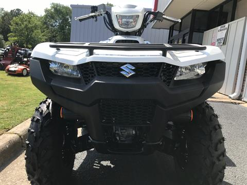 2020 Suzuki KingQuad 750AXi Power Steering in Greenville, North Carolina - Photo 3
