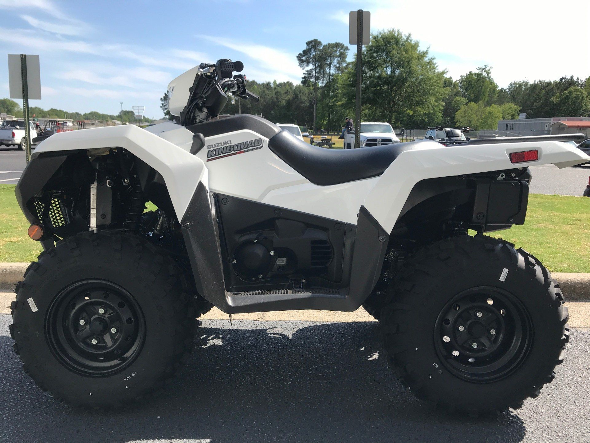 2020 Suzuki KingQuad 750AXi Power Steering in Greenville, North Carolina - Photo 5