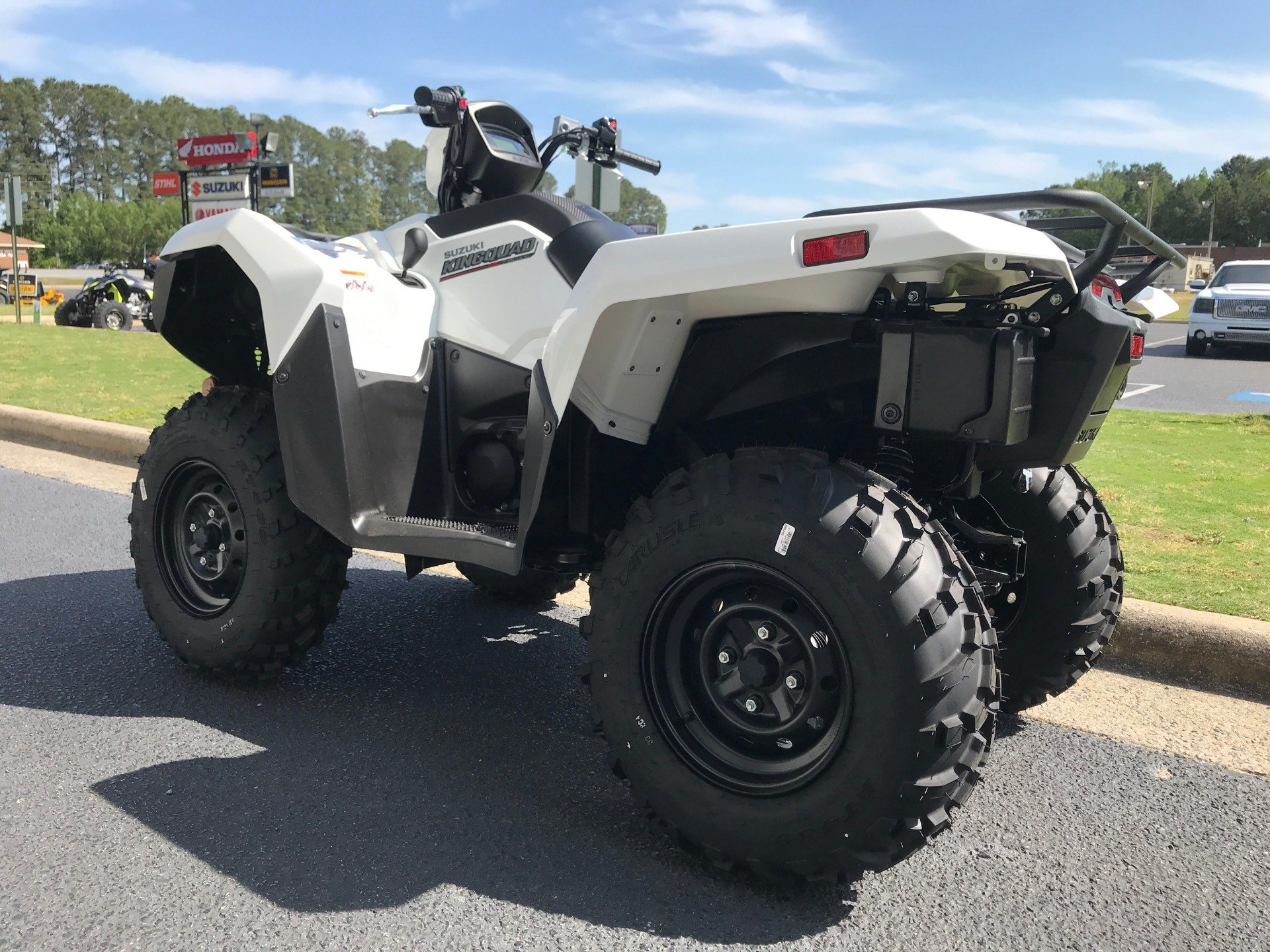 2020 Suzuki KingQuad 750AXi Power Steering in Greenville, North Carolina - Photo 6
