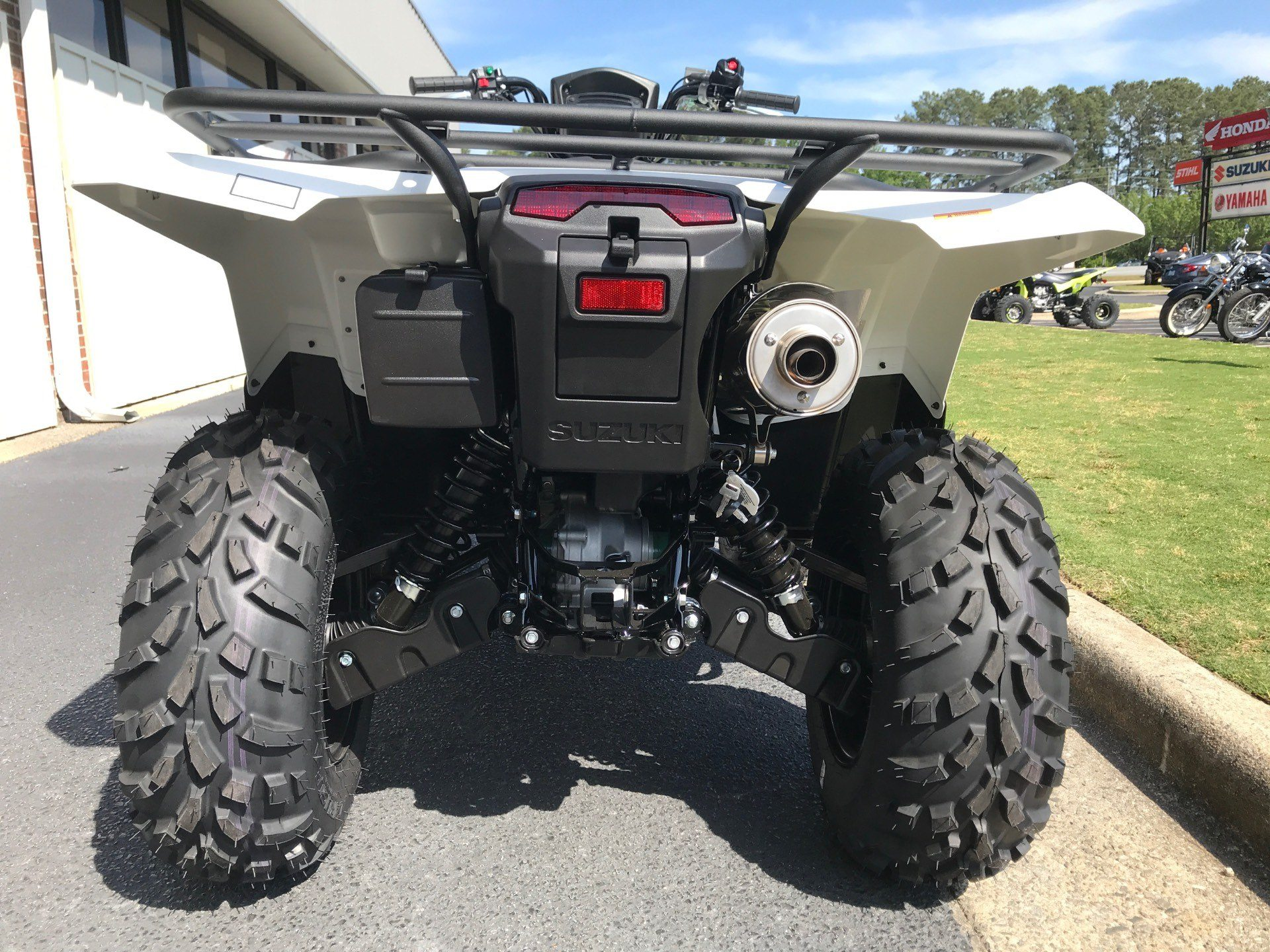 2020 Suzuki KingQuad 750AXi Power Steering in Greenville, North Carolina - Photo 7