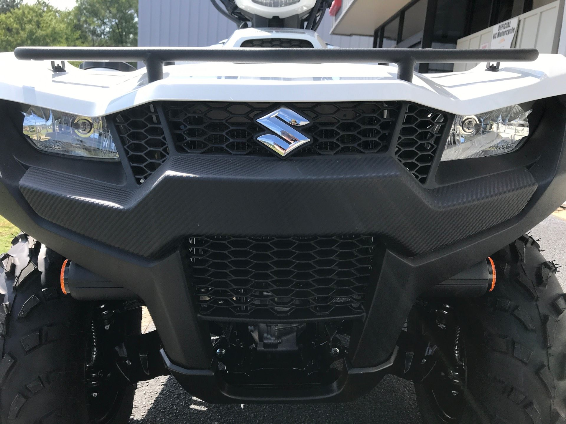 2020 Suzuki KingQuad 750AXi Power Steering in Greenville, North Carolina - Photo 9