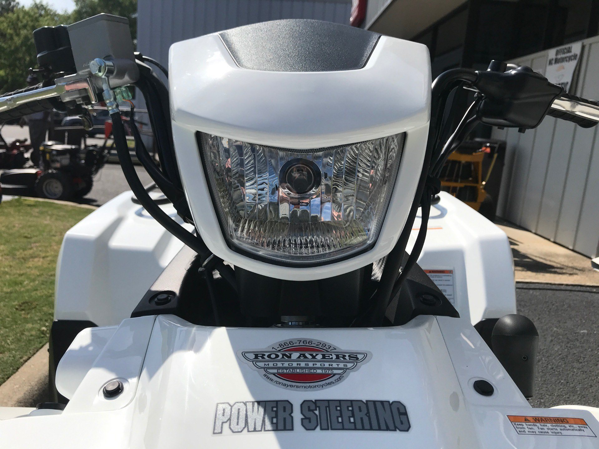2020 Suzuki KingQuad 750AXi Power Steering in Greenville, North Carolina - Photo 10
