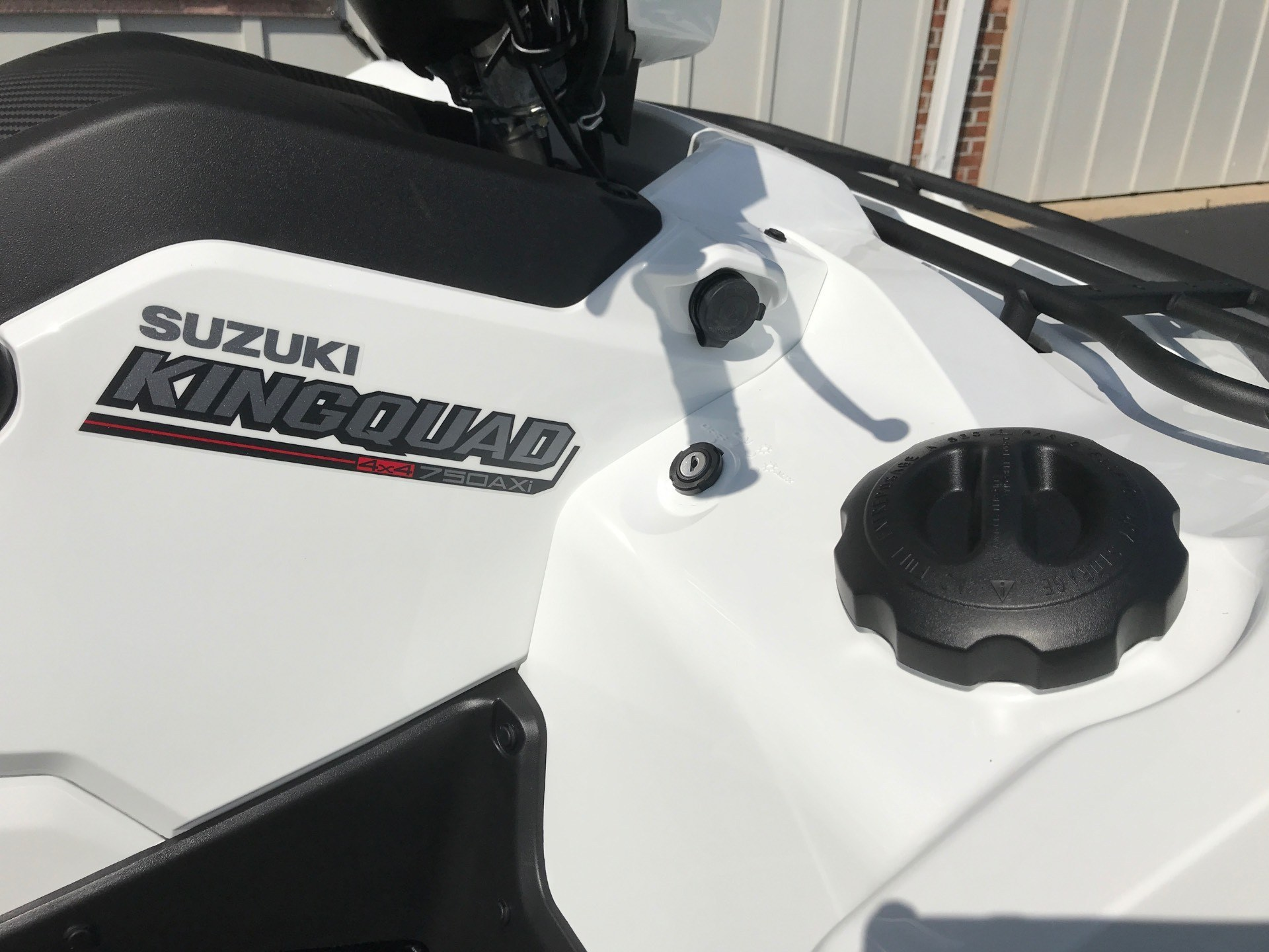 2020 Suzuki KingQuad 750AXi Power Steering in Greenville, North Carolina - Photo 11