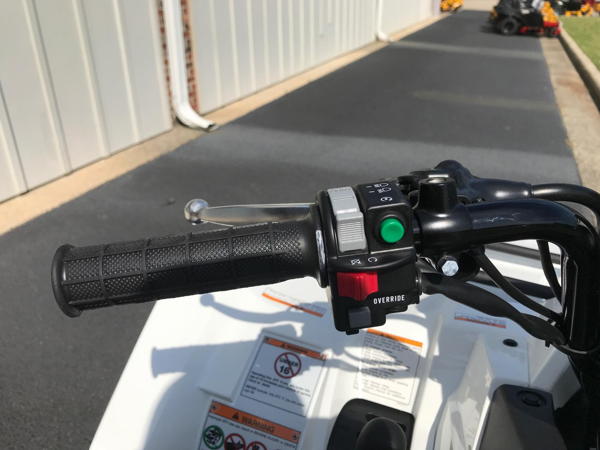 2020 Suzuki KingQuad 750AXi Power Steering in Greenville, North Carolina - Photo 15