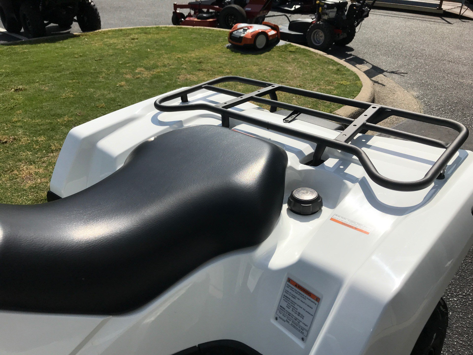 2020 Suzuki KingQuad 750AXi Power Steering in Greenville, North Carolina - Photo 19
