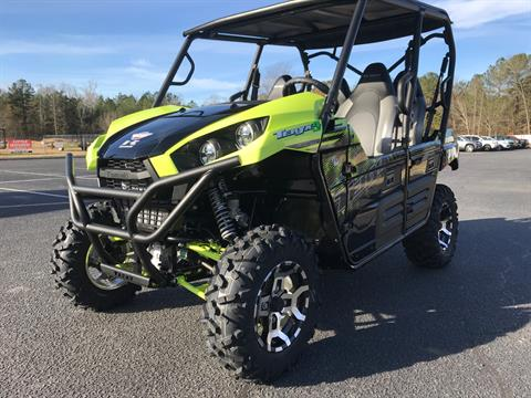 2021 Kawasaki Teryx4 LE in Greenville, North Carolina - Photo 4