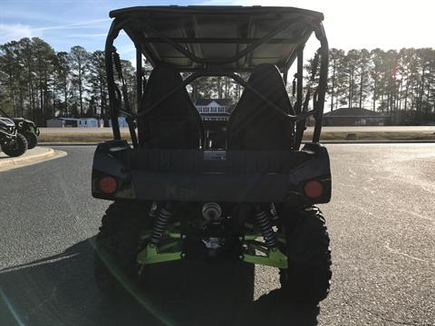 2021 Kawasaki Teryx4 LE in Greenville, North Carolina - Photo 7