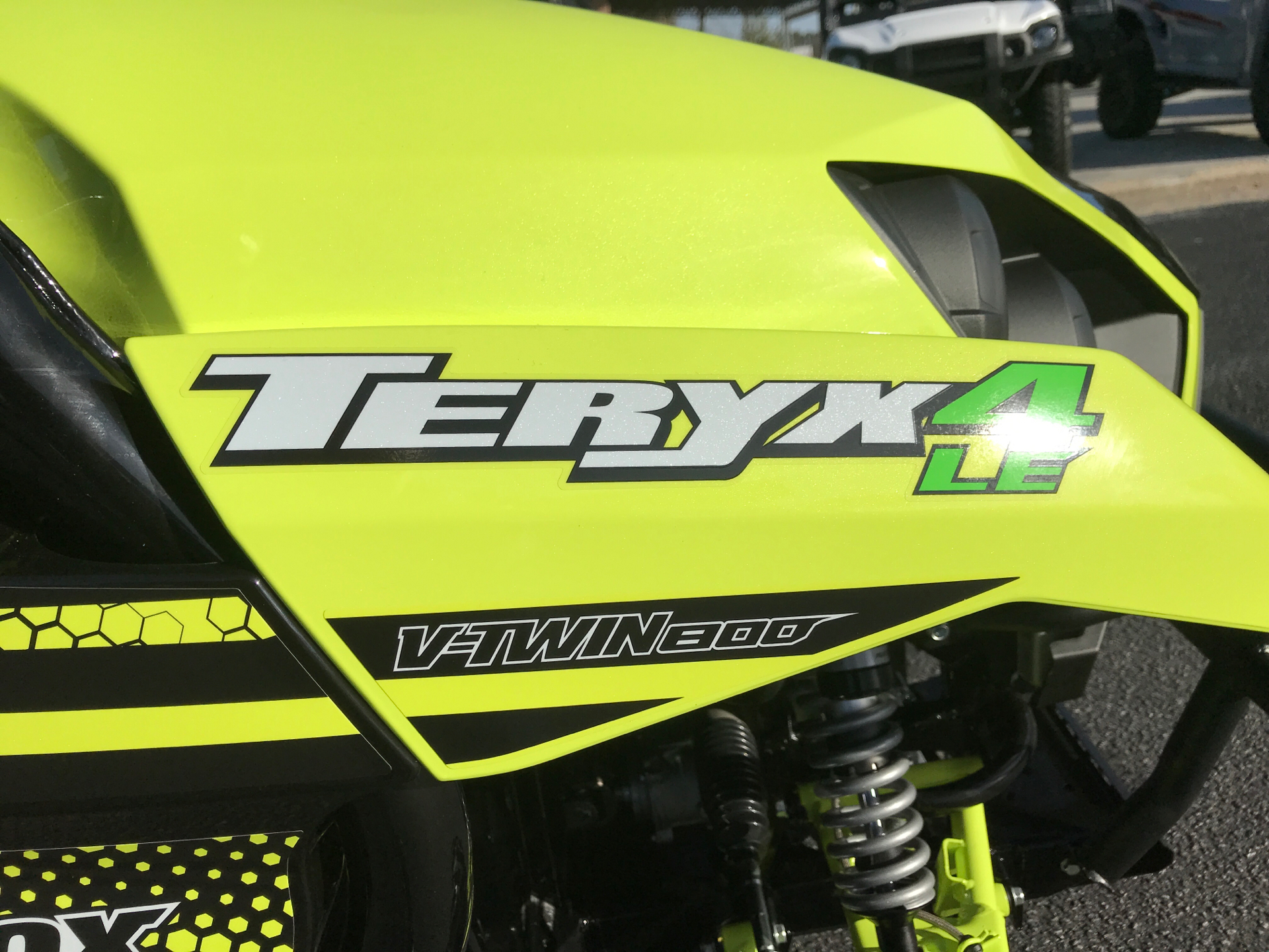 2021 Kawasaki Teryx4 LE in Greenville, North Carolina - Photo 11