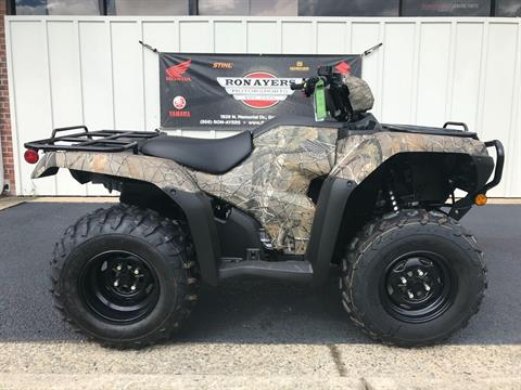 2019 Honda FourTrax Foreman 4x4 ES EPS in Greenville, North Carolina - Photo 1