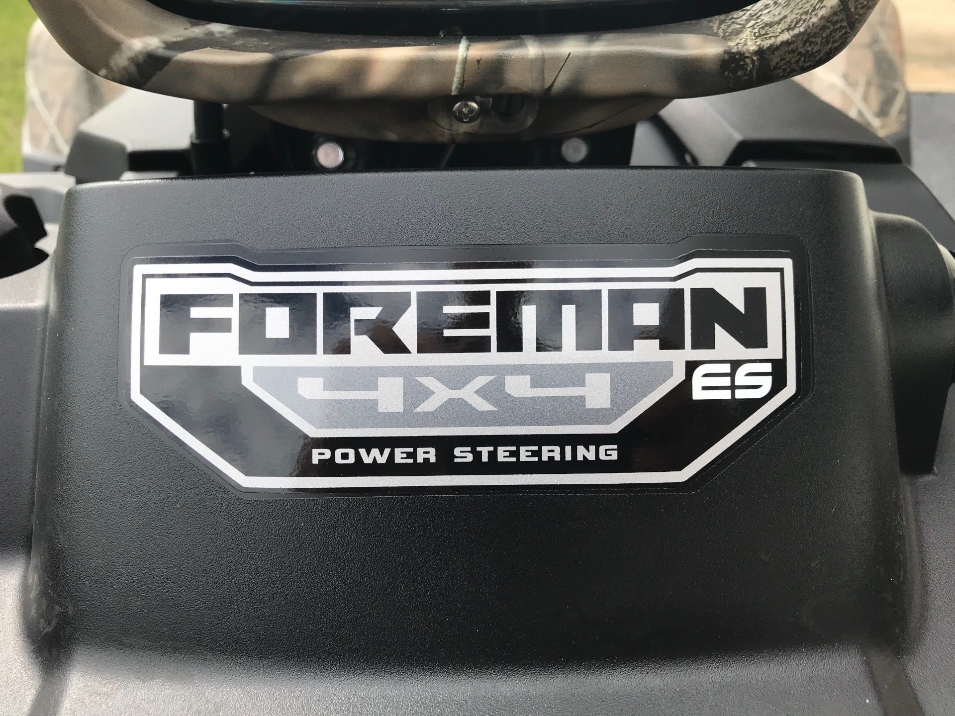 2019 Honda FourTrax Foreman 4x4 ES EPS in Greenville, North Carolina - Photo 13