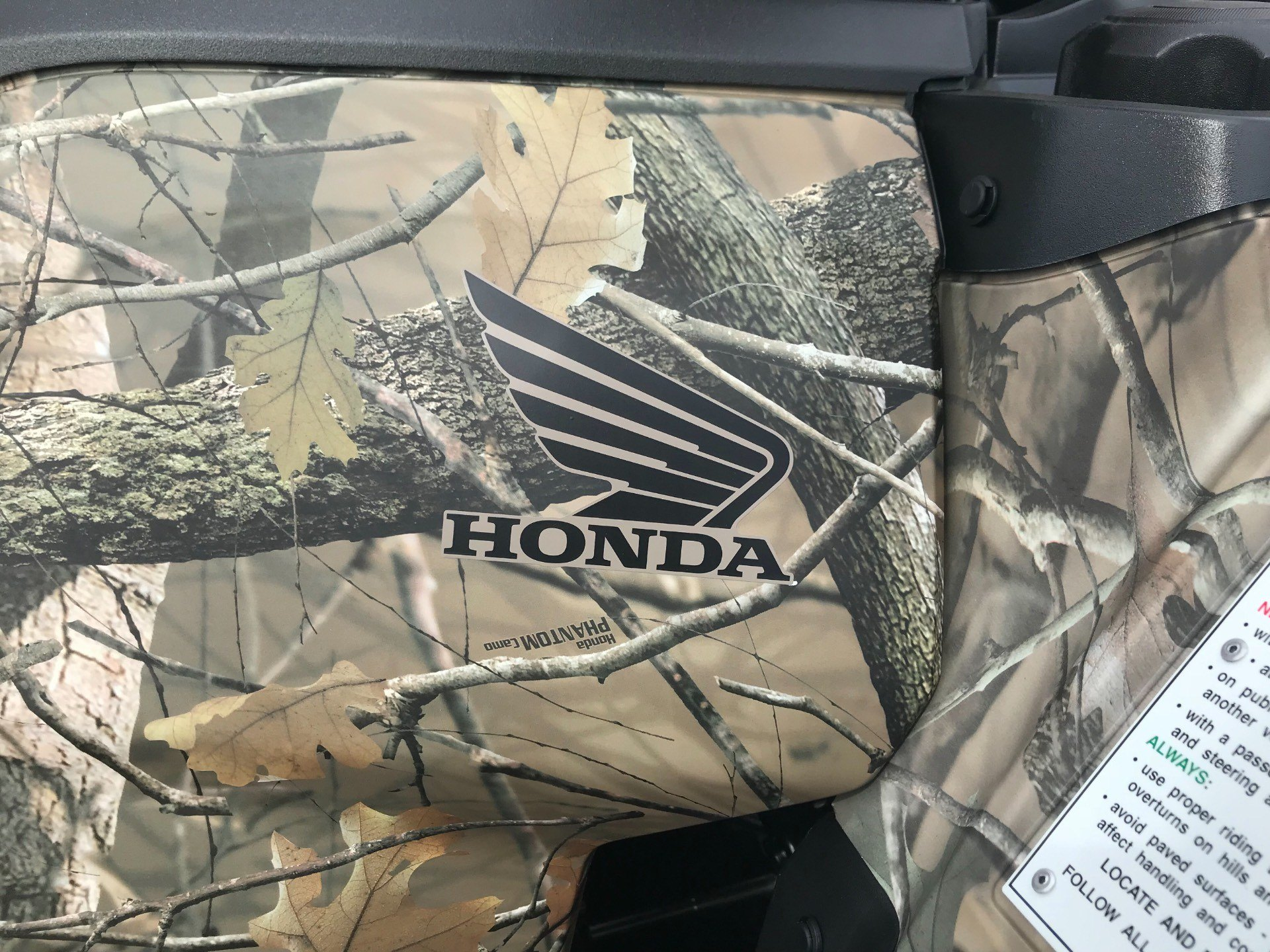 2019 Honda FourTrax Foreman 4x4 ES EPS in Greenville, North Carolina - Photo 17