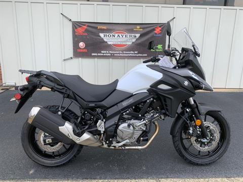 2019 Suzuki V-Strom 650 in Greenville, North Carolina