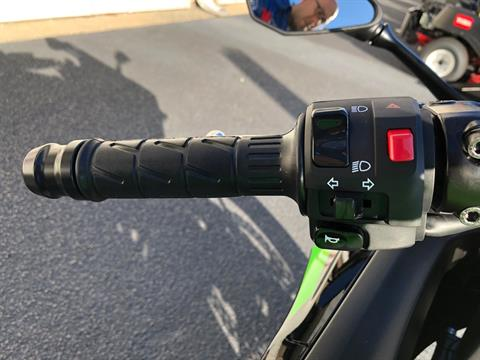 2020 Kawasaki Ninja 650 ABS KRT Edition in Greenville, North Carolina - Photo 21