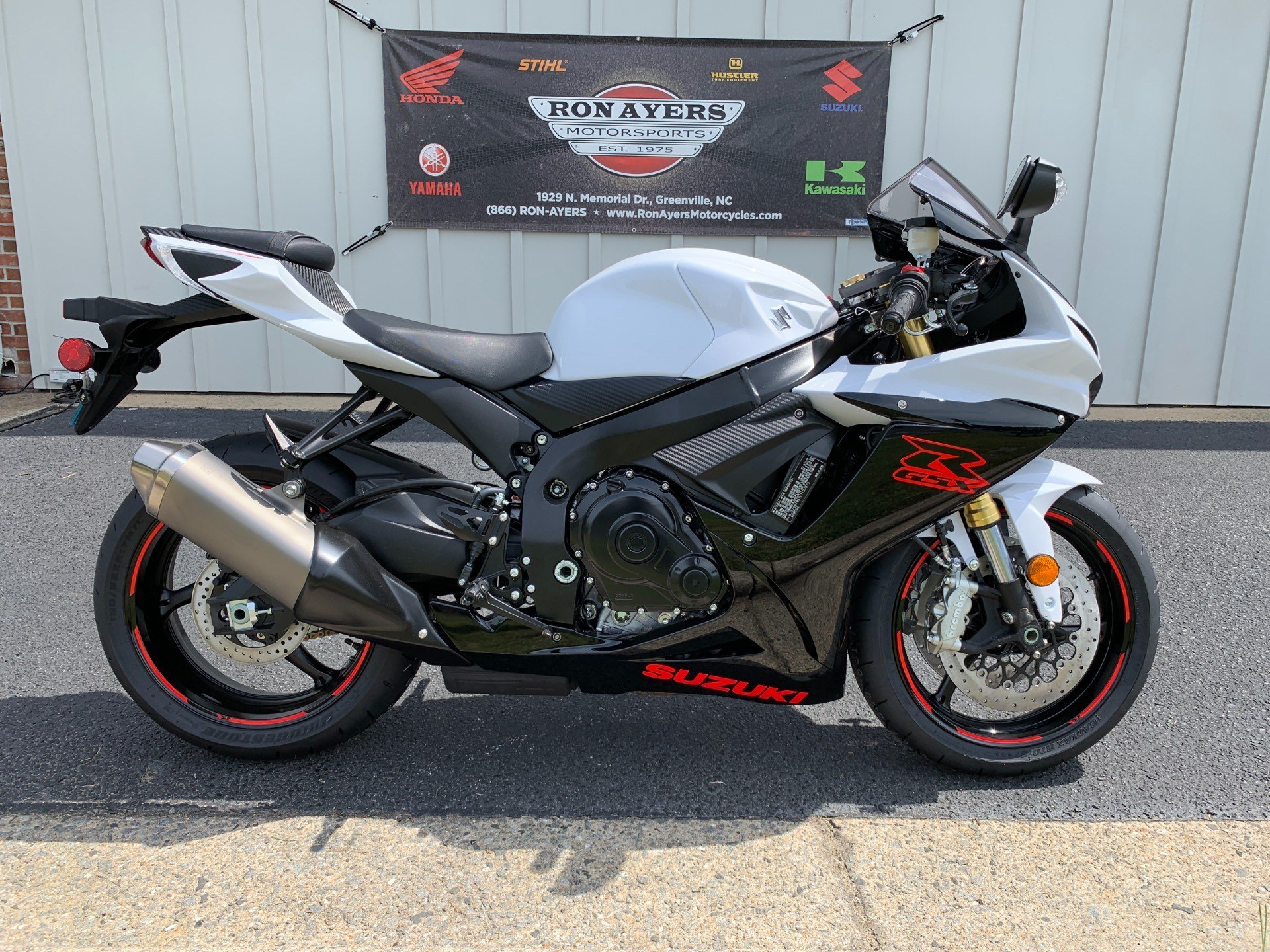 2019 Suzuki GSX-R750 in Greenville, North Carolina - Photo 1