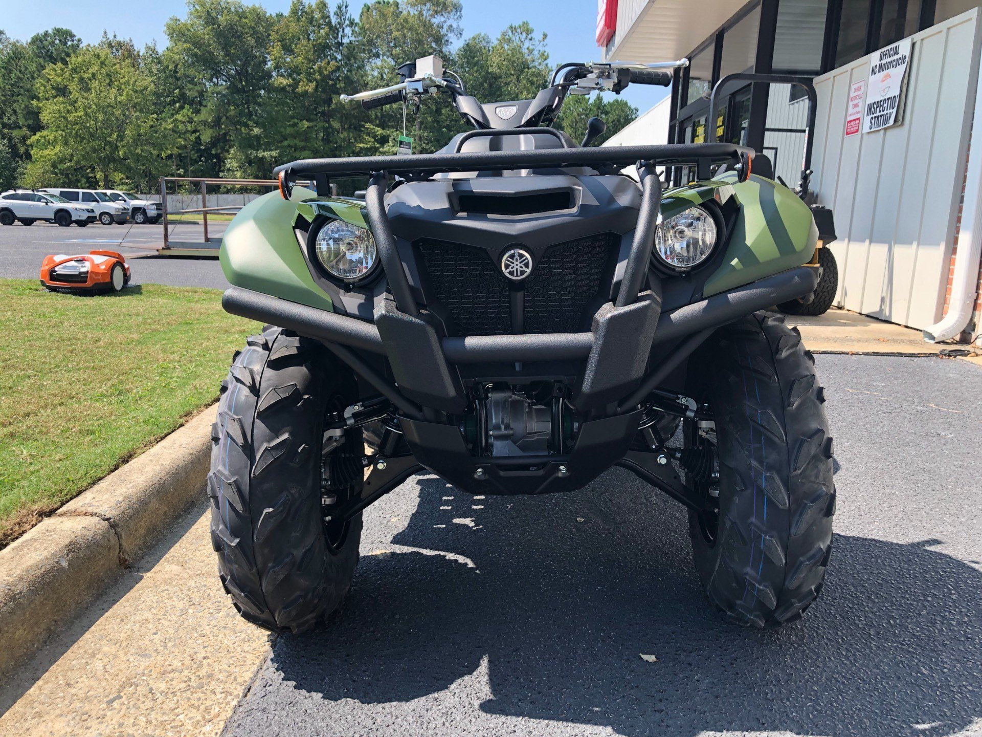 2020 Yamaha Kodiak 700 in Greenville, North Carolina - Photo 4