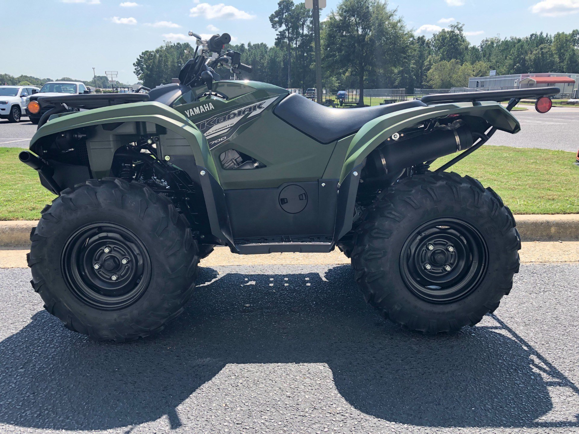 2020 Yamaha Kodiak 700 in Greenville, North Carolina - Photo 7