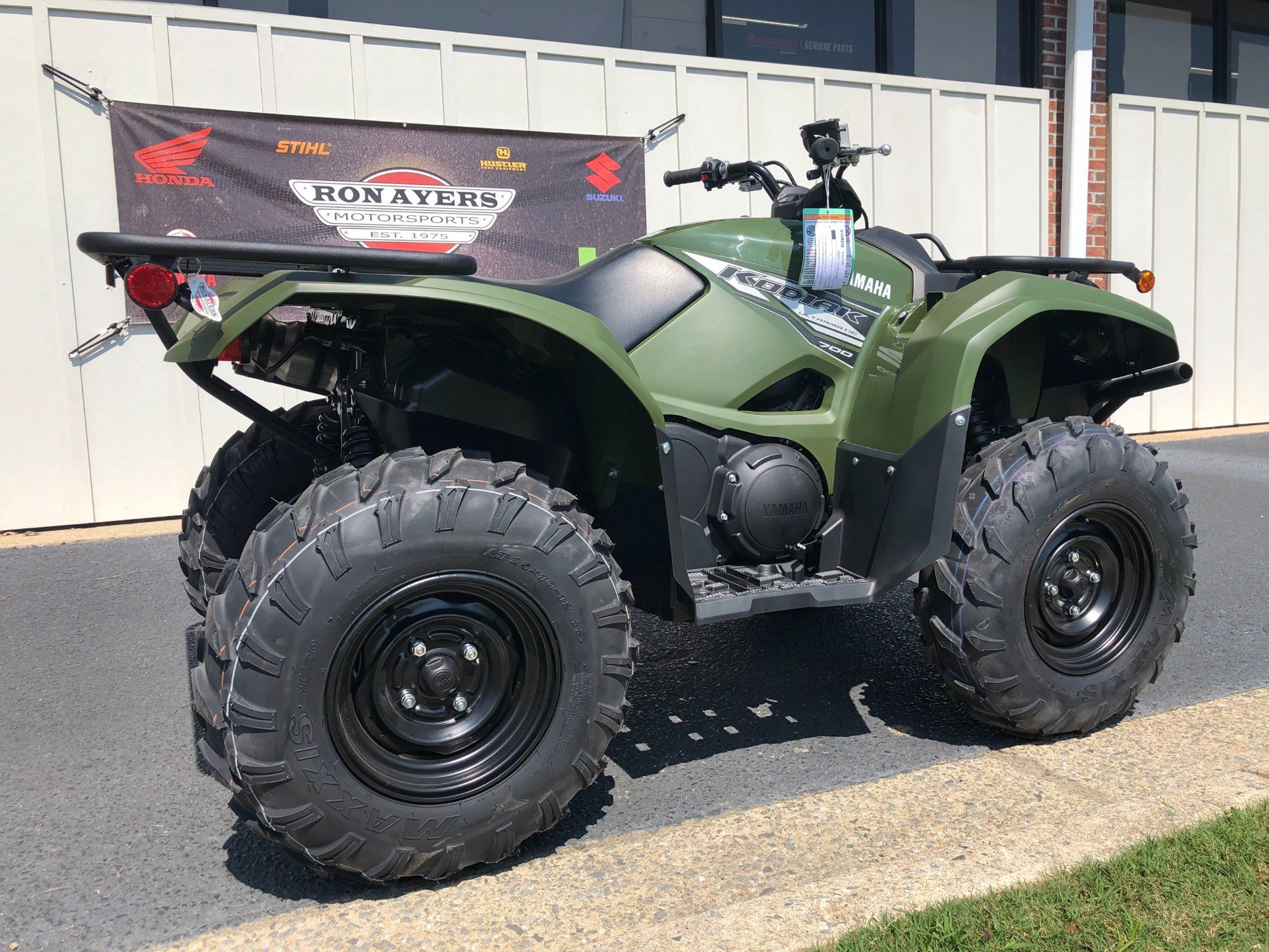 2020 Yamaha Kodiak 700 in Greenville, North Carolina - Photo 12
