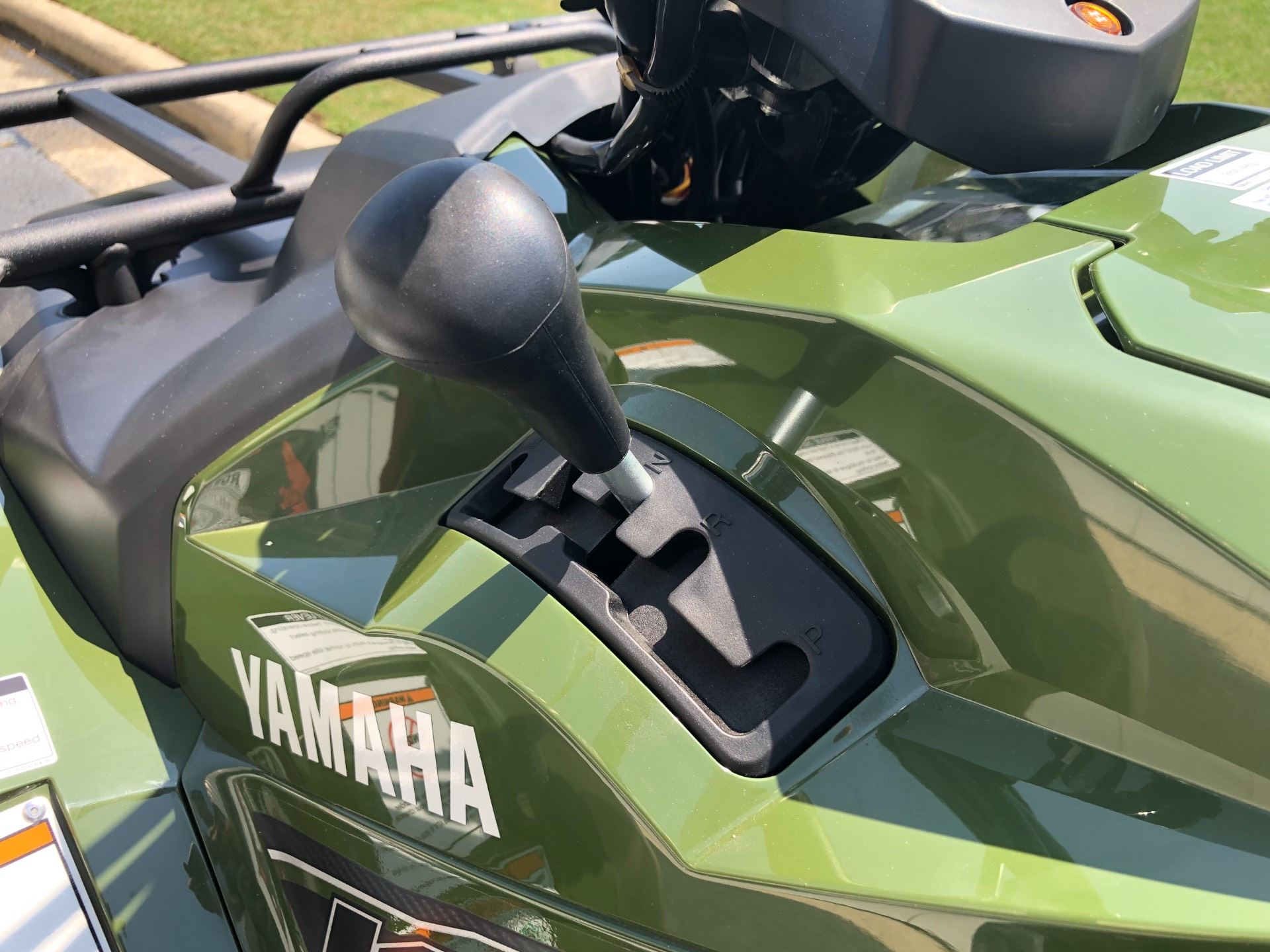2020 Yamaha Kodiak 700 in Greenville, North Carolina - Photo 19