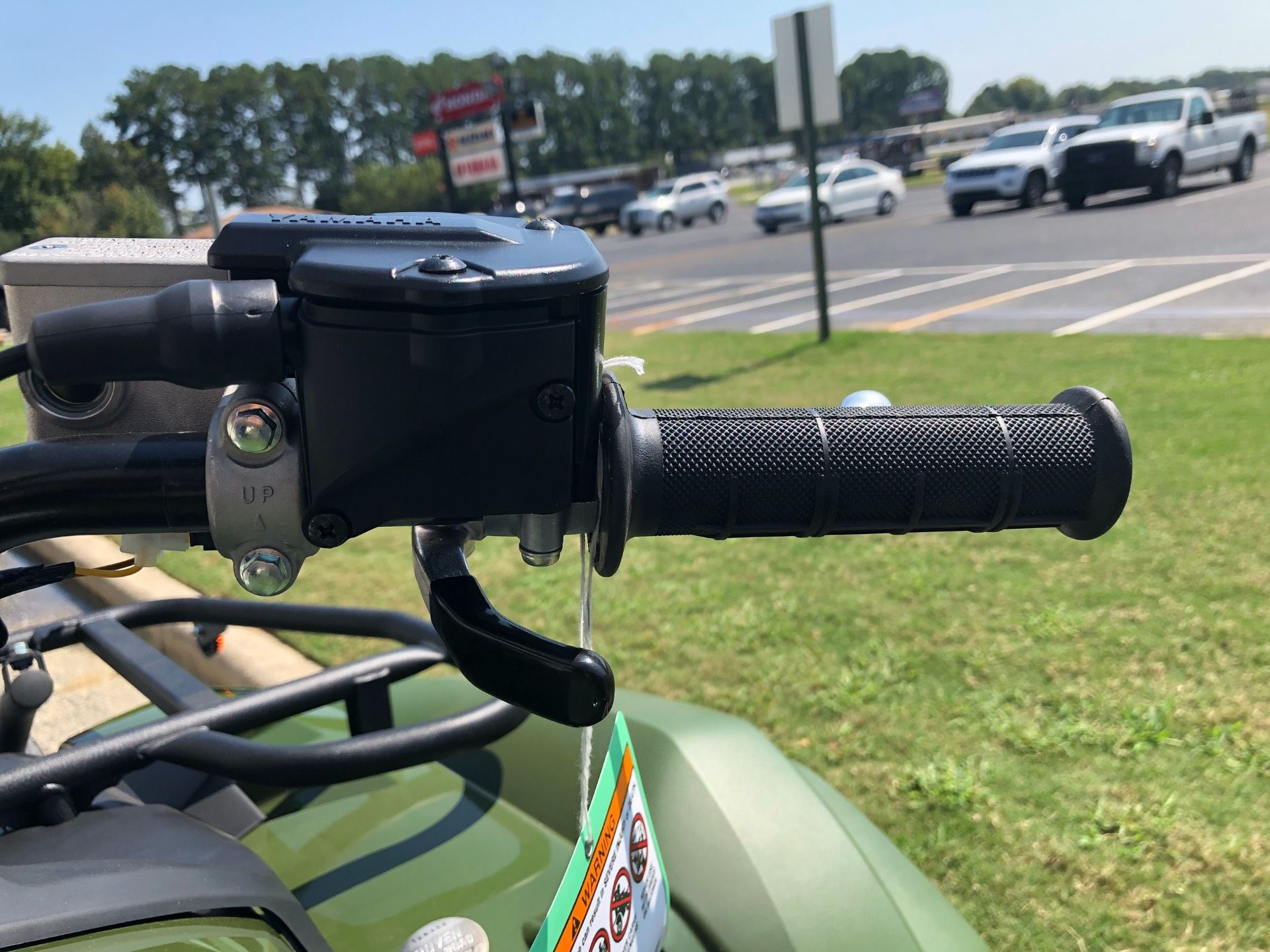 2020 Yamaha Kodiak 700 in Greenville, North Carolina - Photo 22