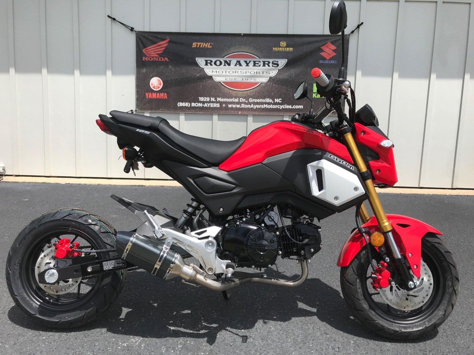 2020 Honda Grom in Greenville, North Carolina - Photo 1