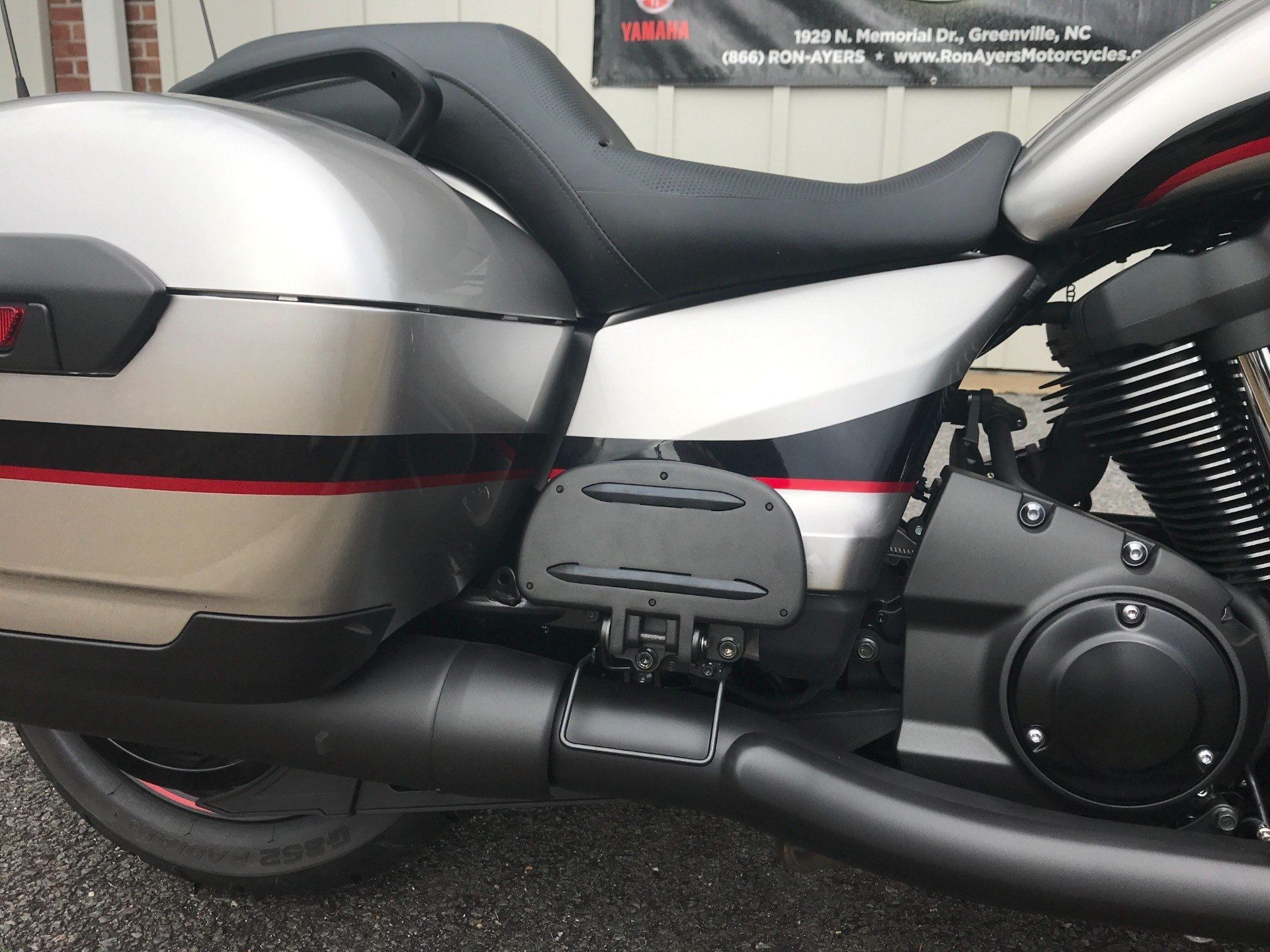 2018 Yamaha Star Eluder in Greenville, North Carolina - Photo 20