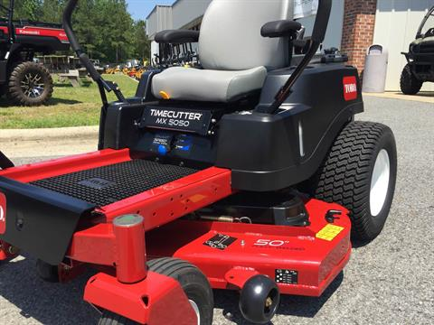 2017 Toro 50 in. (127 cm) TimeCutter MX5050 (74771) in Greenville, North Carolina