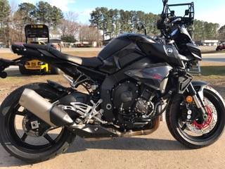 2017 Yamaha FZ-10 in Greenville, North Carolina