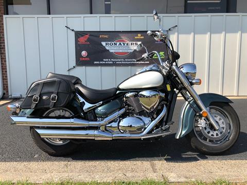 2009 Suzuki Boulevard C50 in Greenville, North Carolina