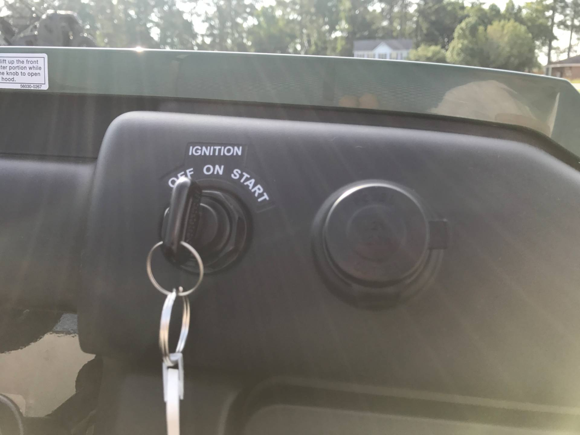 2018 Kawasaki Mule 4010 4x4 in Greenville, North Carolina