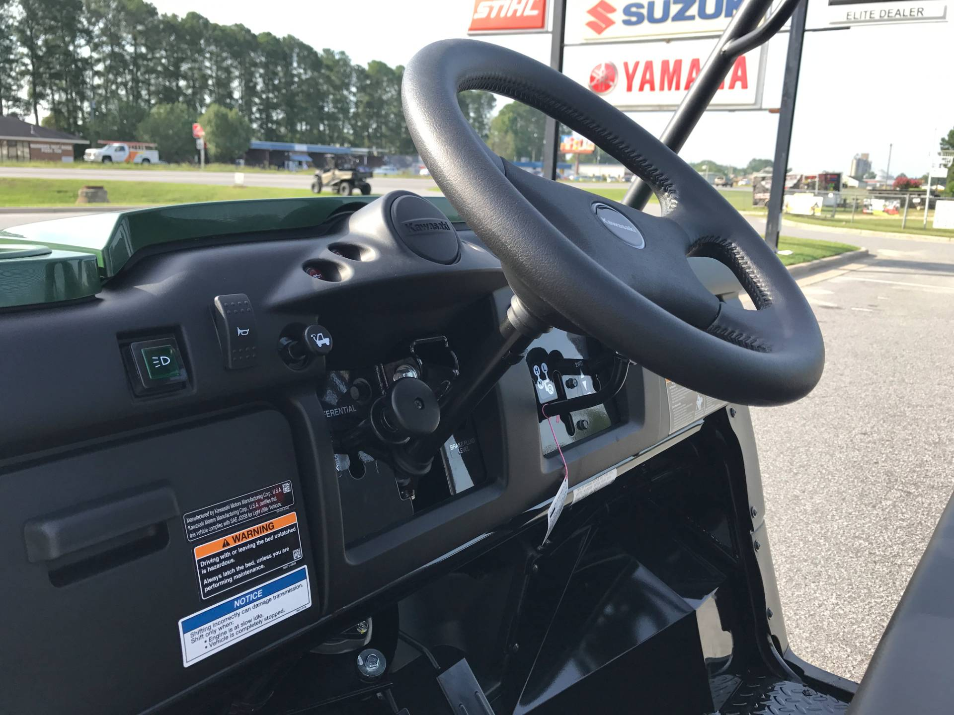 2018 Kawasaki Mule 4010 4x4 in Greenville, North Carolina - Photo 21