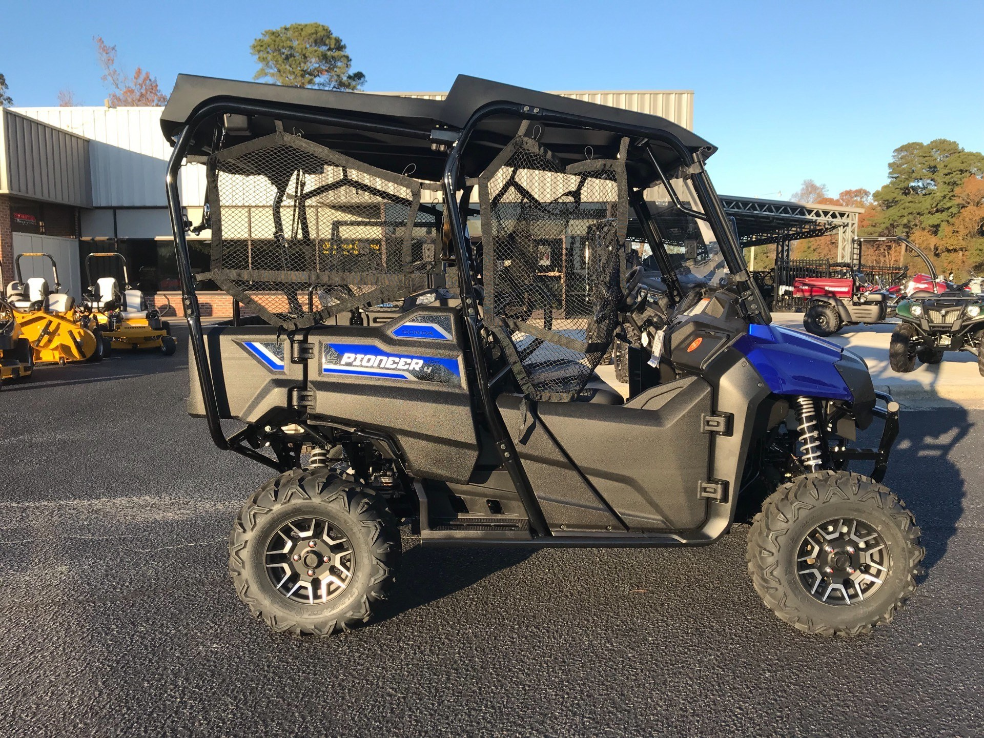 2019 Honda Pioneer 700-4 Deluxe in Greenville, North Carolina - Photo 1