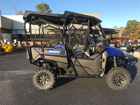 2019 Honda Pioneer 700-4 Deluxe in Greenville, North Carolina