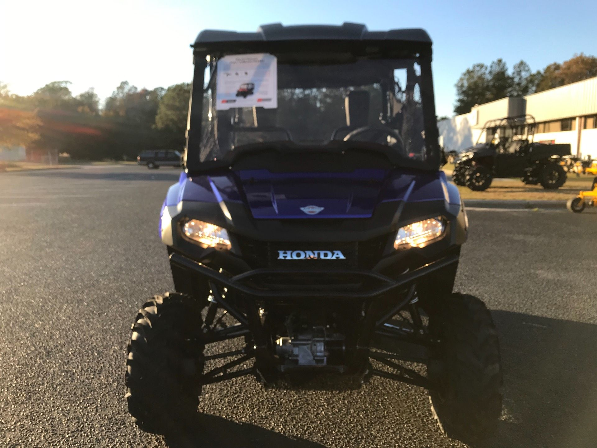 2019 Honda Pioneer 700-4 Deluxe in Greenville, North Carolina - Photo 4