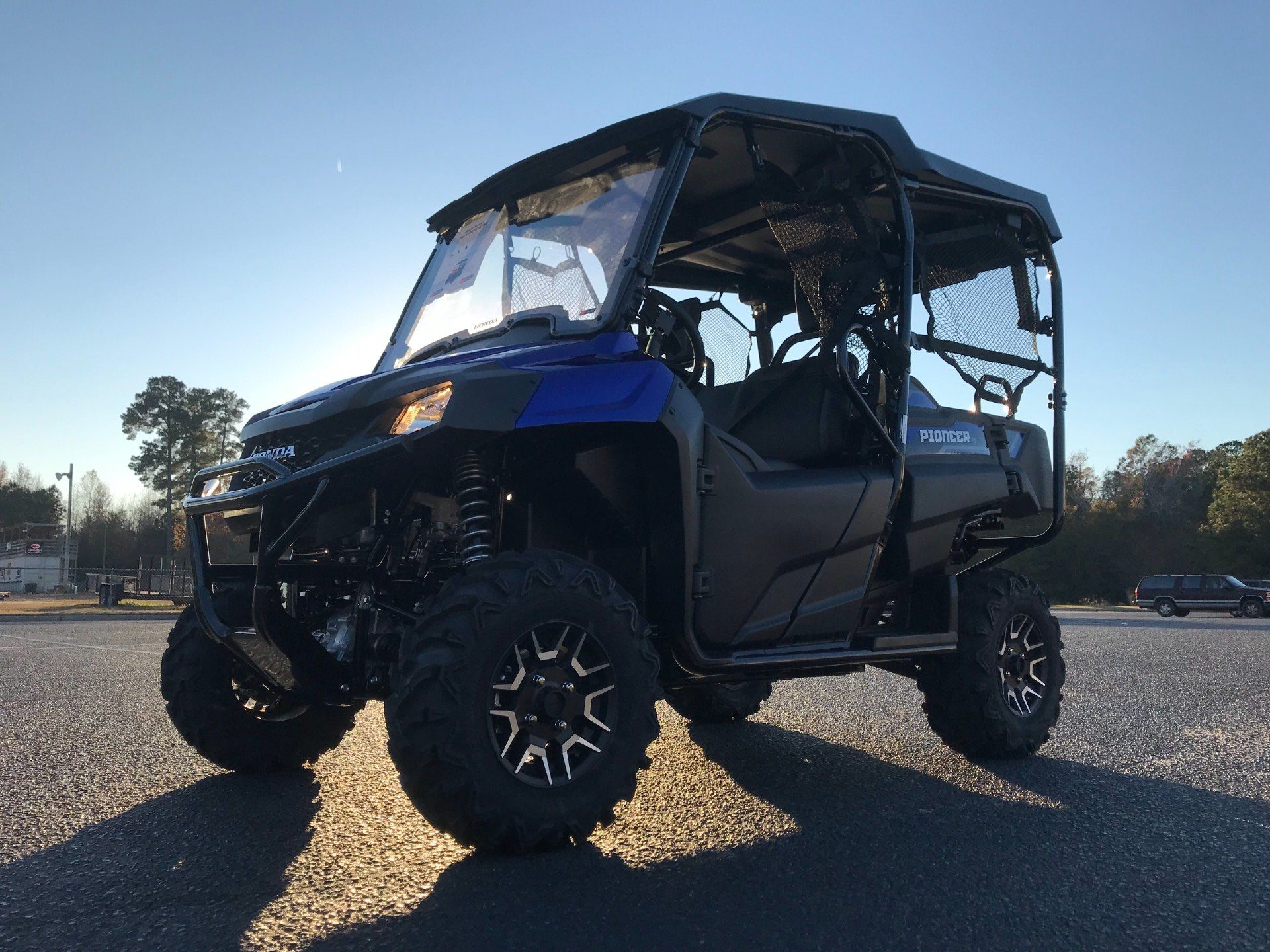 2019 Honda Pioneer 700-4 Deluxe in Greenville, North Carolina - Photo 5