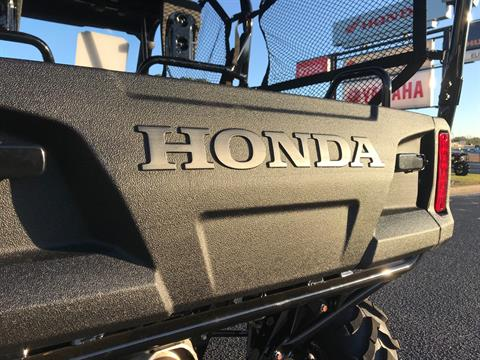 2019 Honda Pioneer 700-4 Deluxe in Greenville, North Carolina - Photo 16