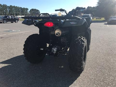 2018 Suzuki KingQuad 400FSi in Greenville, North Carolina - Photo 9