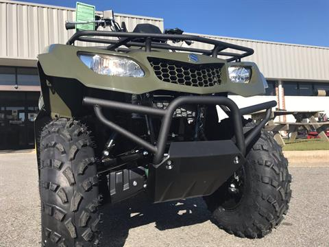 2018 Suzuki KingQuad 400FSi in Greenville, North Carolina - Photo 11