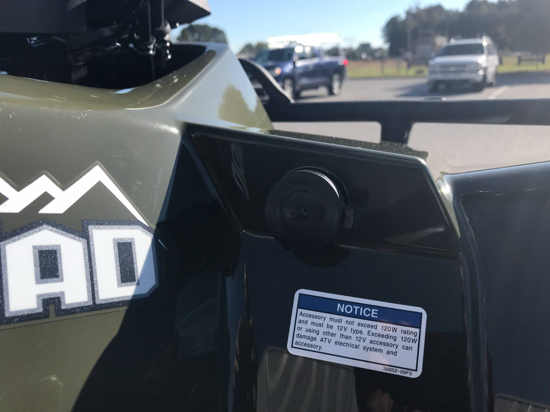 2018 Suzuki KingQuad 400FSi in Greenville, North Carolina - Photo 14