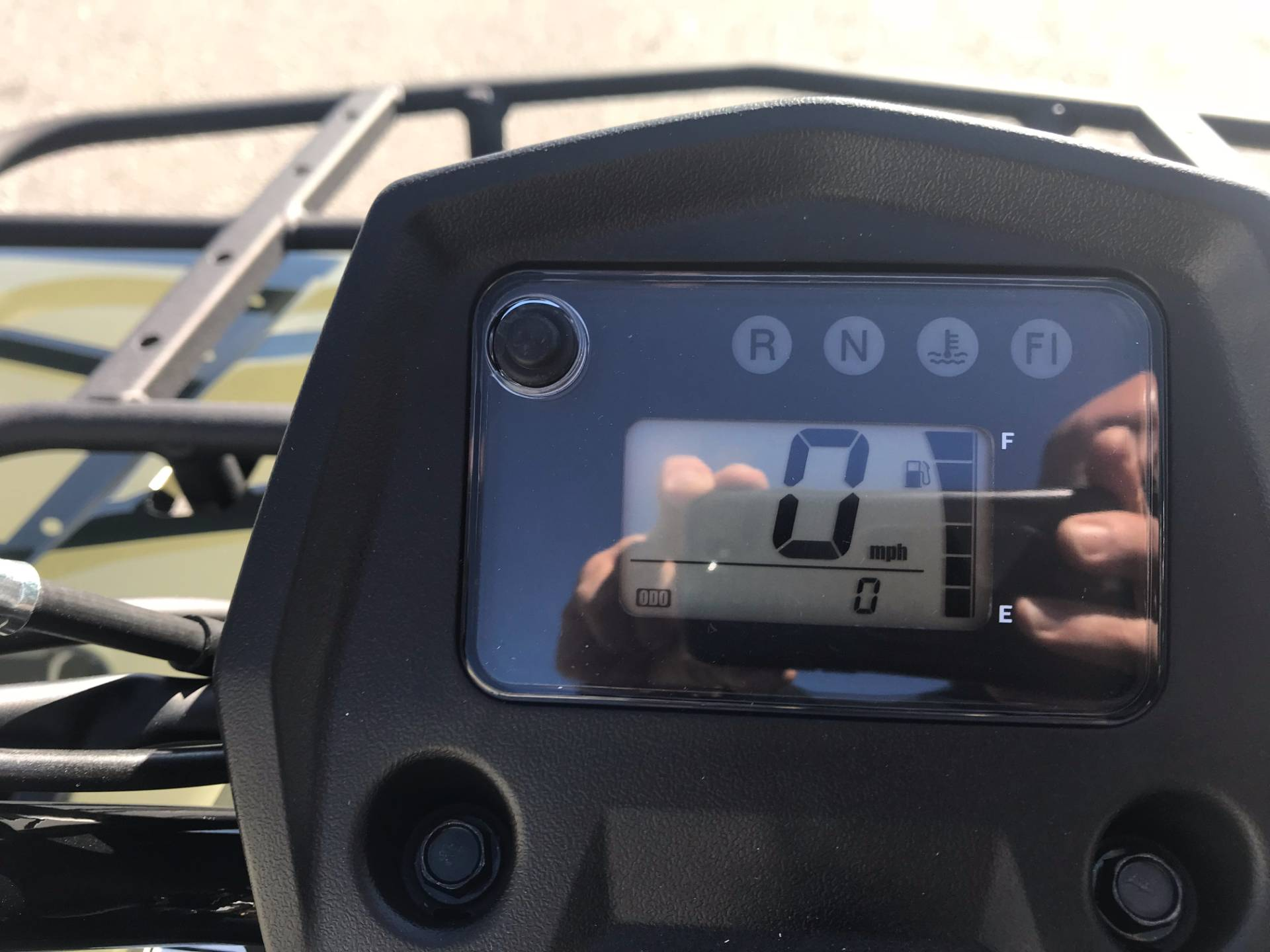 2018 Suzuki KingQuad 400FSi in Greenville, North Carolina - Photo 18