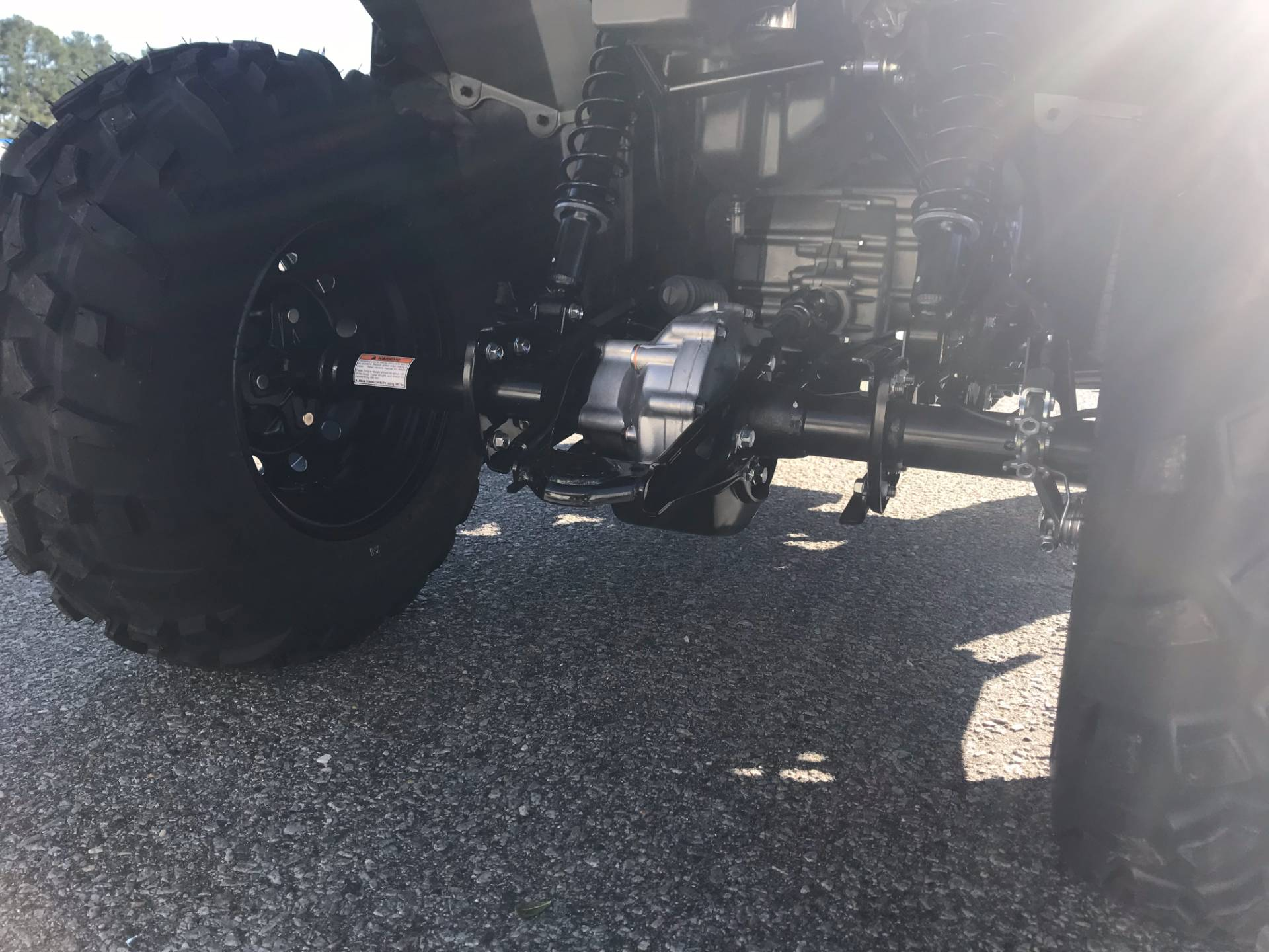 2018 Suzuki KingQuad 400FSi in Greenville, North Carolina - Photo 19