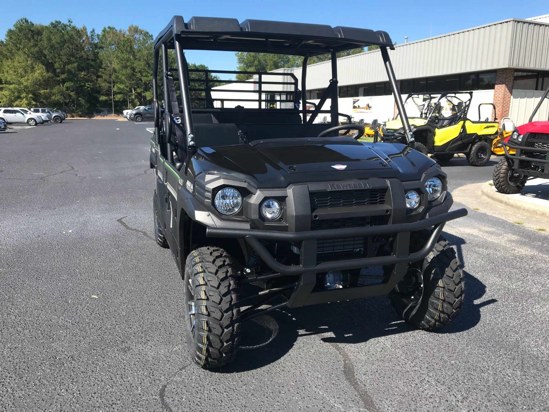 2019 Kawasaki Mule PRO-FXT EPS LE in Greenville, North Carolina - Photo 4