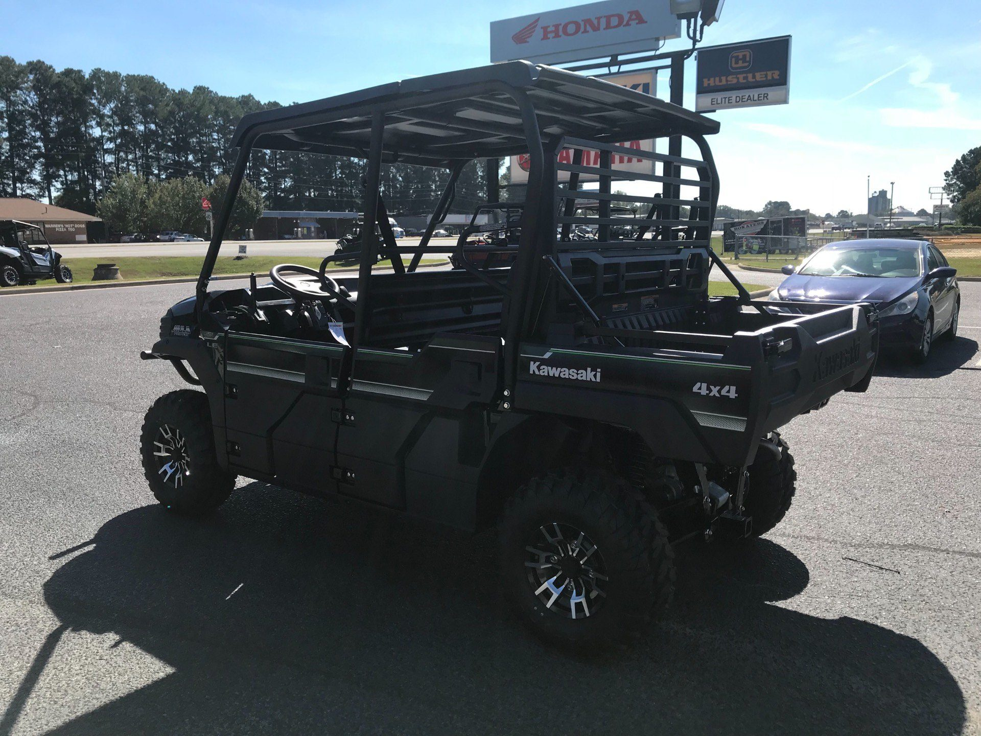 2019 Kawasaki Mule PRO-FXT EPS LE in Greenville, North Carolina - Photo 10