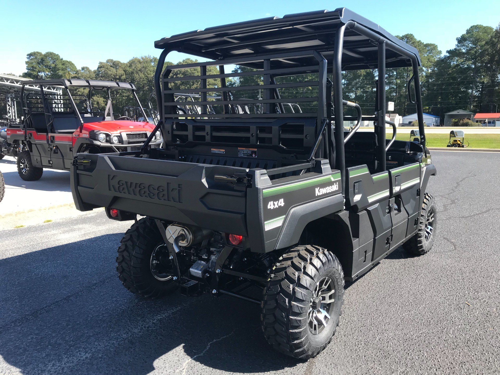 2019 Kawasaki Mule PRO-FXT EPS LE in Greenville, North Carolina - Photo 13