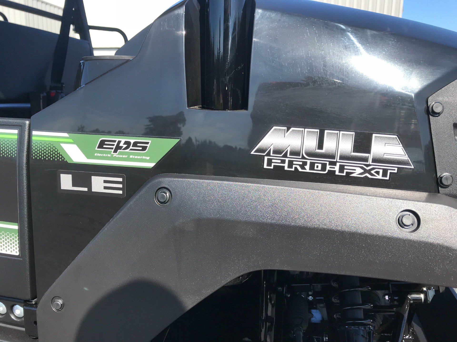 2019 Kawasaki Mule PRO-FXT EPS LE in Greenville, North Carolina - Photo 19