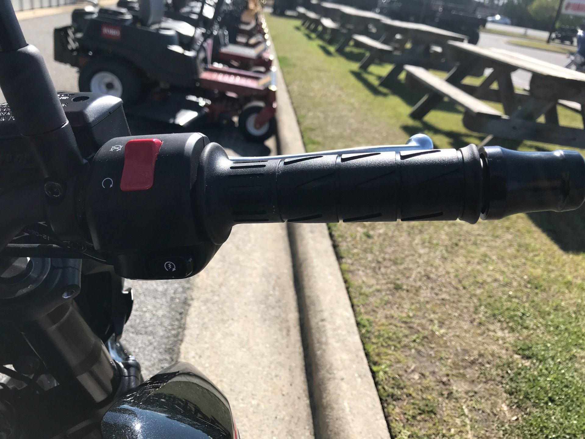 2018 Kawasaki Z900 in Greenville, North Carolina