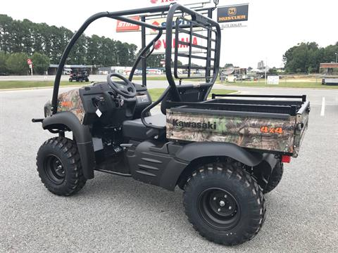 2019 Kawasaki Mule SX 4X4 XC Camo in Greenville, North Carolina - Photo 9