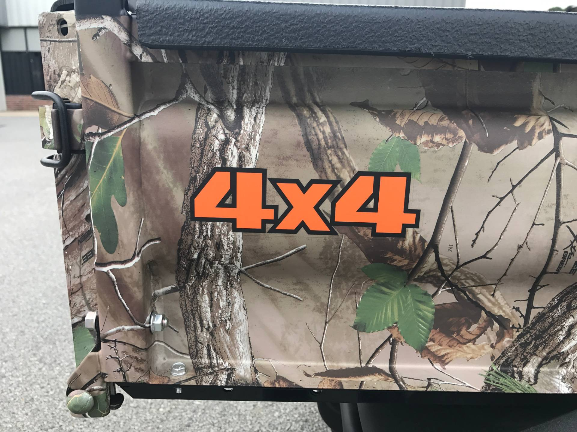 2019 Kawasaki Mule SX 4X4 XC Camo in Greenville, North Carolina - Photo 19