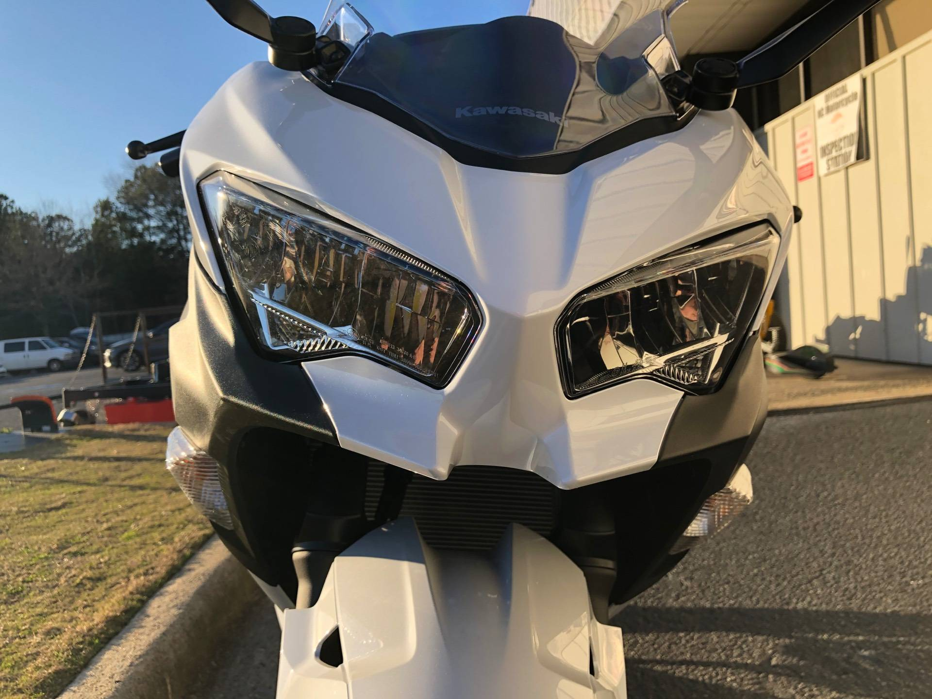 2020 Kawasaki Ninja 400 in Greenville, North Carolina - Photo 12
