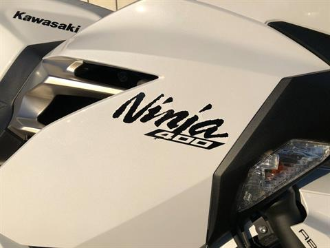 2020 Kawasaki Ninja 400 in Greenville, North Carolina - Photo 13