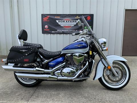2012 Suzuki Boulevard C50T in Greenville, North Carolina - Photo 1